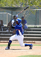 Nelson Perez / AZL Cubs..Photo by:  Bill Mitchell/Four Seam Images