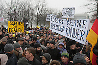 16-01-23 Kundgebung gegen sexuelle Gewalt in Berlin