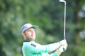 Andy SULLIVAN (ENG) during round 1 of the 2015 BMW PGA Championship over the West Course at Wentworth, Virgina Water, London. 21/05/2015<br /> Picture Fran Caffrey, www.golffile.ie:
