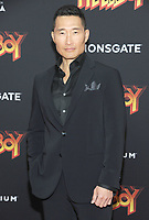 NEW YORK, NEW YORK - APRIL 09:  Daniel Dae Kim attends the 'Hellboy' New York Screening at AMC Lincoln Square Theater on April 09, 2019 in New York City.  <br /> CAP/MPI/JP<br /> ©JP/MPI/Capital Pictures