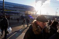 Moscow Street Scenes