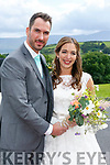 Danica Parrella and Adam Kipling were married at The Church of the Purification, Churchill by Fr. Eamon Mulvihill on Friday 28th July 2017 with a reception at Ballyroe Heights Hotel