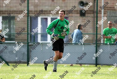 2010-07-21 / Seizoen 2010-2011 / Voetbal / SK Wilrijk / Yannick Janssens..Foto: mpics