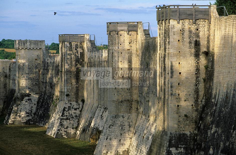 Europe/France/Ile de France/77/Seine et Marne/Provins: les Remparts