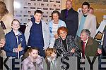 SLIVER SCREEN: Maureen O'Hara star of the Sliver Screen enjoying her visit to Siamsa Tire on Saturday.