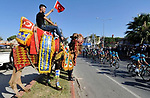 Action from Stage 4 of the Presidential Cycling Tour of Turkey 2017 running 204.1km from Marmaris to Sel&ccedil;uk, Turkey. 13/10/2017.<br /> Picture: Brian Hodes/VeloImages | Cyclefile<br /> <br /> <br /> All photos usage must carry mandatory copyright credit (&copy; Cyclefile | Brian Hodes/VeloImages)