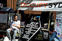 Occupy Sydney, one year after first eviction