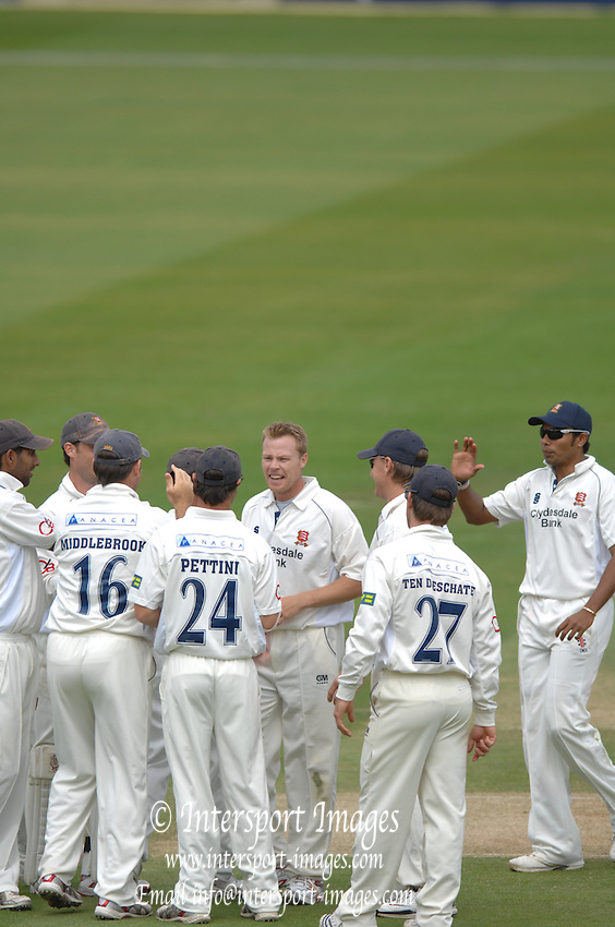 London, GREAT BRITAIN, during the Liverpool Victoria Div 2 County championship match between  Middlesex vs Essex, at Lord's Cricket Ground, England on the 3rd days play.  Sun 17.06.2007  [Mandatory Credit: Peter Spurrier/Intersport-images].....