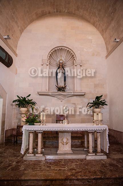 Iglesia de la Concepcion church, Sineu, Mallorca