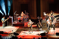 O.A.R. in concert at The Fabulous Fox Theater in St. Louis on June 10, 2009.
