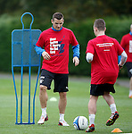 Lee McCulloch and Barrie McKay