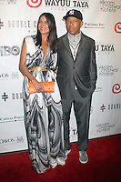 May 21, 2012 Patricia Velasquez and Russell Simmons at the 10th Anniversary gala of the Wayuu Taya Foundation at the Dream Downtown Hotel in New York City. Credit: RW/MediaPunch Inc.