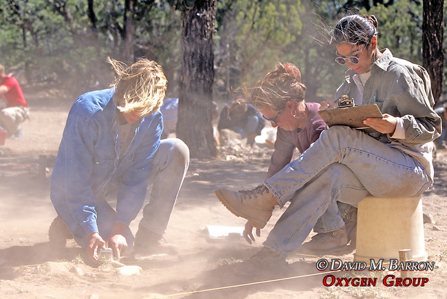 Jessica Francque Erin Casey & Alexandra Adinamis Working During A Sand Storm!