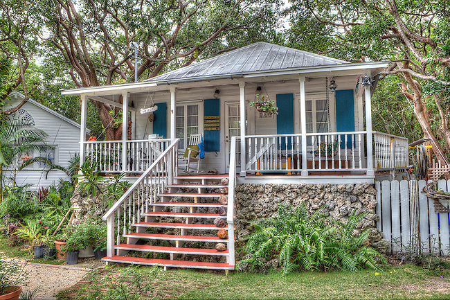 Florida Keys Conch House