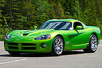 Dodge Viper, Snakeskin Green