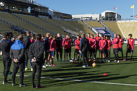 USMNT Training, November 10, 2016