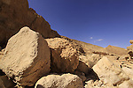 Nekarot Horseshoe in Ramon Crater