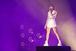 Aitana in concert during Universal Music Festival. July 31, 2019. (ALTERPHOTOS/Johana Hernandez)