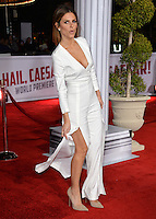 Maria Menounos at the world premiere of &quot;Hail Caesar!&quot; at the Regency Village Theatre, Westwood.<br /> February 1, 2016  Los Angeles, CA<br /> Picture: Paul Smith / Featureflash