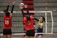 Voleibol 2018 Liga A1 Excelsior vs Universidad de Concepción