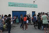 Rio de Janeiro (RJ), 18/04/2020 - Policia Militar tenta negociar com internos fim da rebeliao no Degase na Ilha do governador zona norte no Rio de Janeiro. Os adolescentes iniciaram a revolta neste sabado (18), a rebeilao teria comecado pela suspencao de visitas por conta da epidemia do coronavirus. (Foto: Celso Barbosa/Codigo 19/Codigo 19)