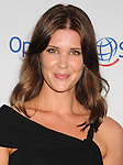 BEVERLY HILLS, CA - SEPTEMBER 28: Sarah Lancaster attends Operation Smile's 30th Anniversary Smile Gala - Arrivals at The Beverly Hilton Hotel on September 28, 2012 in Beverly Hills, California.