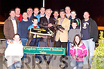 WINNER: Church View Boy winner of the Pius Horgan, T/A Alpha Mortgages Ltd, 525 race at the Abbeyfeale Rugby Club night at the dogs in the Kingdom Greyhound Stadium Tralee on Saturday night.   Copyright Kerry's Eye 2008