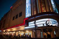 Premiere of the film 'Jean Claude Van Johnson' at the Cinema Grand Rex on Boulevard Poissonnière in Paris, France, December 12 2017. # PREMIERE DE 'JEAN CLAUDE VAN JOHNSON' A PARIS
