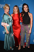 LOS ANGELES, CA - MAY 31: Mena Suvari, Alicia Silverstone and Jennifer Bartels at the Premiere Of Paramount Network's 'American Woman' - Arrivals at Chateau Marmont on May 31, 2018 in Los Angeles, California. <br /> CAP/MPI/DE<br /> &copy;DE//MPI/Capital Pictures