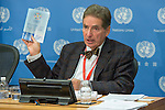 Press briefing by Mr. Alfred de Zayas, Independent Expert on the promotion of a democratic and equitable international order, who will highlight the findings and recommendations of his report to the 71st session of the UN General Assembly on taxation and human rights