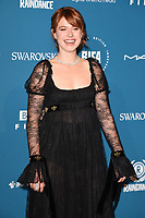 Jessie Buckley<br /> arriving for the British Independent Film Awards 2018 at Old Billingsgate, London<br /> <br /> ©Ash Knotek  D3463  02/12/2018