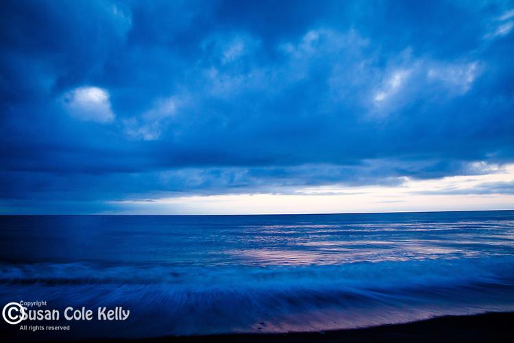 Sunrise on Coast Guard Beach, Cape Cod National Seashore, Eastham, MA, USA