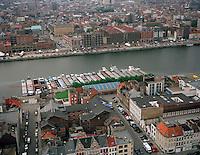 Juni 1998. Willemdok in Antwerpen.