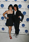 SANTA MONICA, CA. - September 10: Fivel Stewart and BooBoo Stewart arrive at the A Smile for Every Child Gala at the Hotel Shangri-La on September 10, 2009 in Santa Monica, California.
