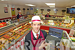 Liam Maguire manager of Maguires Butchers are now offering an online delivery service.