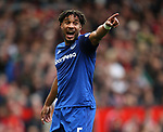 Ashley Williams of Everton during the premier league match at the Old Trafford Stadium, Manchester. Picture date 17th September 2017. Picture credit should read: Simon Bellis/Sportimage