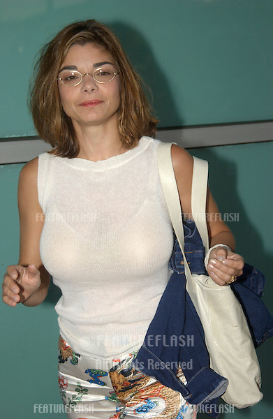 Actress LAURA SAN GIACOMO at the world premiere of Dickie Roberts: Former Child Star..Sept 3, 2003