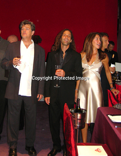 Kenny G<br />