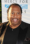 WEST HOLLYWOOD, CA- SEPTEMBER 12: Actor Leslie David Baker attends Mercy For Animals 15th Anniversary Gala at The London on September 12, 2014 in West Hollywood, California.