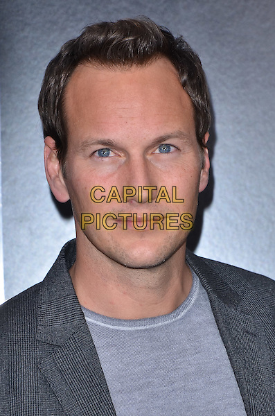 "Patrick Wilson  .""Young Adult"" New York Premiere, New York City, NY, USA. .December 8th, 2011.headshot portrait grey gray .CAP/ADM/CS.©Christopher Smith/AdMedia/Capital Pictures."