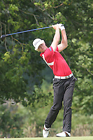 Thomas Sorensen (Denmark) on the Final Day of the International European Amateur Championship 2012 at Carton House, 11/8/12...(Photo credit should read Jenny Matthews/Golffile)...