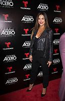 DORAL, FL - NOVEMBER 6: Gaby Espino on the red carpet for Telemundo's season premiereofSenora Acero,La Coyote in CineBistro at City Place Doral, Florida. November 6, 2017. Credit: mpi140 / MediaPunch