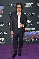 "LOS ANGELES, USA. April 22, 2019: Hiroyuki Sanada at the world premiere of Marvel Studios' ""Avengers: Endgame"".<br /> Picture: Paul Smith/Featureflash"