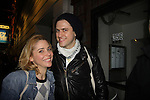 """One Life To Live's Kerry Butler """"Claudia Reston"""" and Aaron Tveit (Hairspray & Wicked & lead in this musical) star in the New Broadway Musical - Catch Me If You Can on March 16, 2011 at the Neil Simon Theatre, New York City, New York. (Saw the musical - great.) The play is in previews right now. (Photo by Sue Coflin/Max Photos)"""