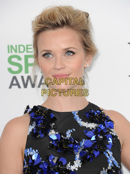 Reese Witherspoon attends The 2014 Film Independent Spirit Awards held at Santa Monica Beach in Santa Monica, California on March 01,2014                                                                                <br /> CAP/DVS<br /> &copy;Debbie VanStory/Capital Pictures