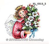Interlitho, CHRISTMAS CHILDREN, WEIHNACHTEN KINDER, NAVIDAD NIÑOS, paintings+++++,KL6019/5,#xk# nostalgic,retro, angel,