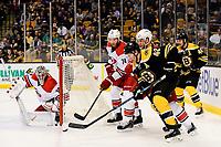 NHL 2016: Hurricanes vs Bruins DEC 01