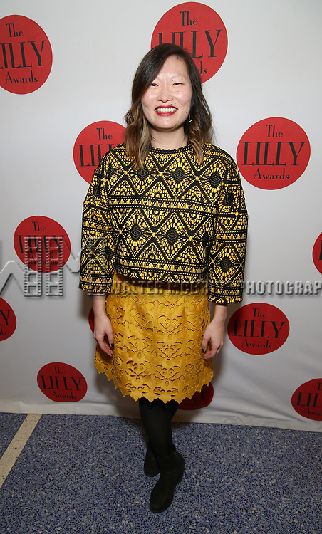 Susan Soon He Stanton attends the The Lilly Awards  at Playwrights Horizons on May 22, 2017 in New York City.
