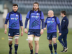 Scotland rugby training 5.3.2018<br /> Ben Toolis