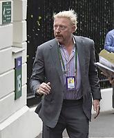 2017 07 11 Boris Becker porche